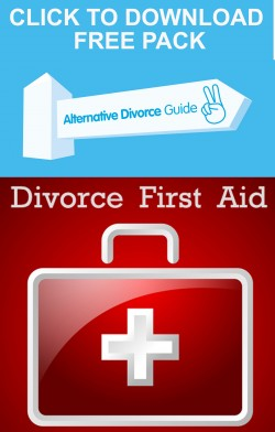 Divorce first aid