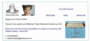 Debbie Talalay, theta healer London, theta London WC, online divorce advice, how to divorce amicably, theta healer UK,