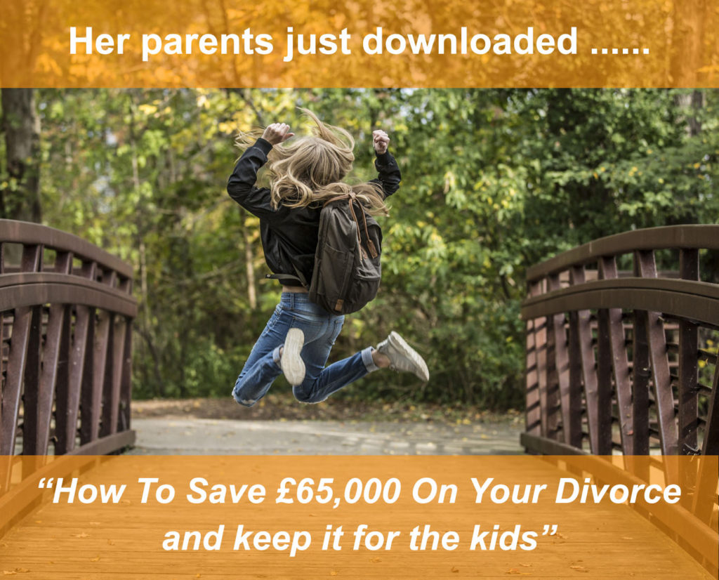 child divorce advice