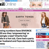 Are Divorce Parties Empowering Depressingly Crass?