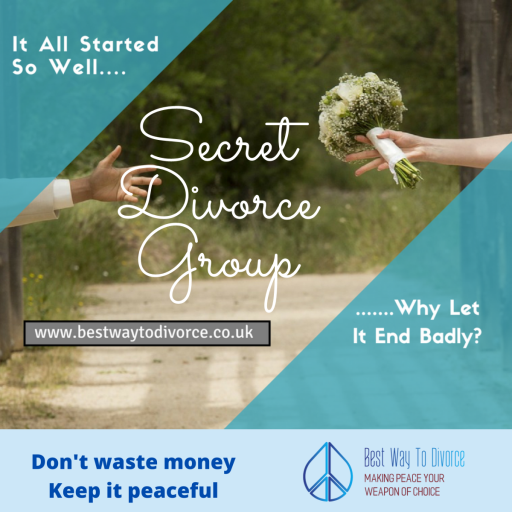 Secret Divorce Group image